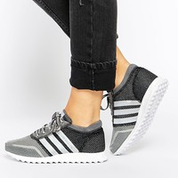 adidas Originals LOS Angeles Grey/Silver Trainers
