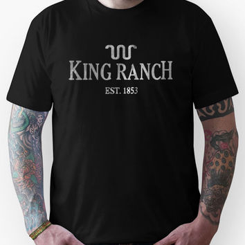 Ford King Ranch Symbol Unisex T-Shirt