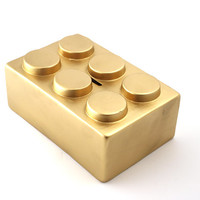 Funny gift , solid gold brick , bank , swag , Father's Day Gift , gift for him , men's gift , new father , novelty gag gift