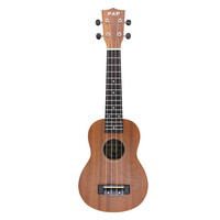 21   Mini Ukelele Ukulele Sapele Rosewood Fretboard Stringed Instrument 4 Strings