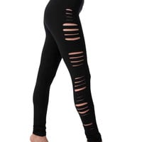 Cut Yoga Legging