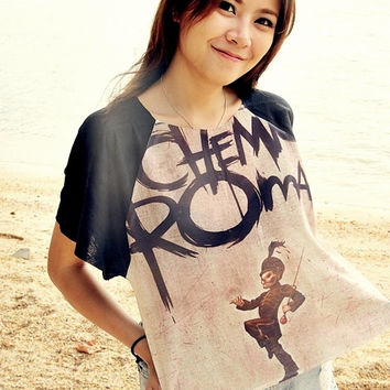 New Design - My Chemical Romance Shirt For Girl And Women