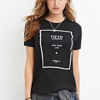 Fifth Avenue Graphic Tee