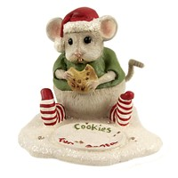 Christmas Nibbles Mouse Cookies For Santa - TD9032