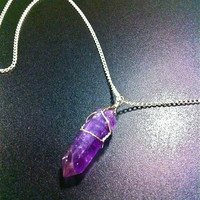Ataraxia Amethyst Necklace