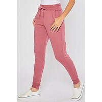 Ellie Spring Joggers in Pink (S-XL)