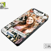 Mean Girls Collage 2 iPhone 5s Case Cover by Avallen
