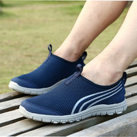 Women Athletic Breathable Athletic Shoes