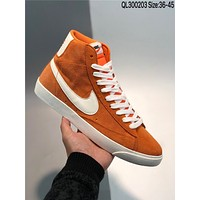 Nike Blazer Mid QS HH cheap Men's and women's nike shoes