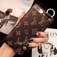 LV Louis Vuitton Classic Presbyopia iPhone 12 Phone Case Cover