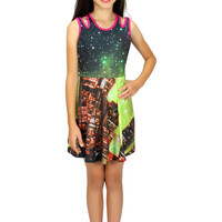 Dirtee Hollywood Skyline Dress | Mod Angel