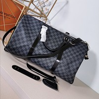 LV Louis Vuitton Fashion Women Shopping Bag Leather Handbag Shoulder Bag Satchel Crossbody