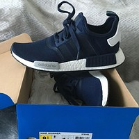 Adidas NMD R1 Navy Blue White City Pack \
