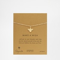 Dogeared Gold Plated Bee Bracelet