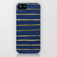 Nautical Glitter iPhone Case by Social Proper | Society6