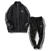 KAPPA Women Fashion Hooded Cardigan Jacket Coat Pants Trousers Sweatpants