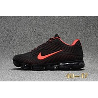 Nike air Vapormax 2018 black/red size 40-47