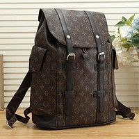 Women Fashion Leather Backpack Travel Bookbag
