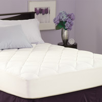 Spring Air Stain Protection Full-Size Mattress Pads