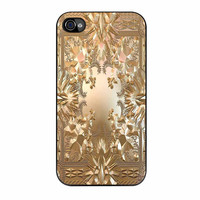 Jayz Kanye West Album Cover Watch The Throne iPhone 4s Case