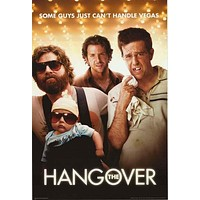 The Hangover Movie Poster 24x36