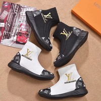 LV Socks shoes Trending Fashion Casual Sports Shoes