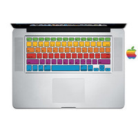Colored keyboard decal mac pro decals mac pro by Newvision2012
