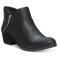American Rag Abby Ankle Booties, Created for Macy's - Booties - Shoes - Macy's