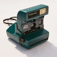 UO Custom Impossible One Step Camera Kit - Hunter Green - Urban Outfitters