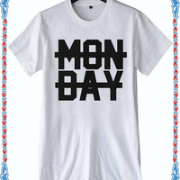 Niall Horan Shirt Niall Horan Crossed Out MONDAY Shirt One Direction Shirt For Women,Men - Unisex Size