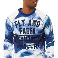 The Pag Crewneck in Royal Blue