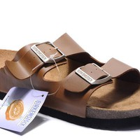 Birkenstock Arizona Sandals Shallow Brown
