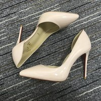 Christian Louboutin Cl Pumps High Heels Reference #02bk23 - Best Deal Online