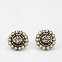Urban Outfitters - Beaded Disk Post Earring