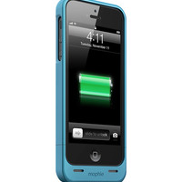 Mophie Juice Pack Helium for Apple iPhone 5 5S Blue