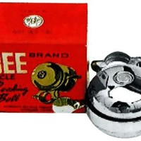 Bee Cycle Resolving Bicycle Bell (Chrome)