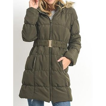 Huff and Puff Jacket