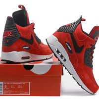 Air Max 90 Winter SneakerBoot ICE 684714-018 Size 40-46