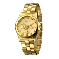 MARC BY MARC JACOBS fashion exquisite watch F-PS-XSDZBSH Gold