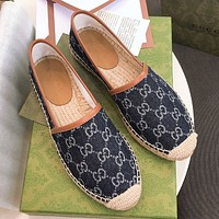 Gucci 2021 spring and summer new fishermen shoes
