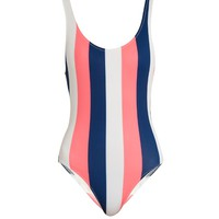 The Anne-Marie striped swimsuit   Solid & Striped   MATCHESFASHION.COM UK