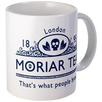 MoriarTea New Mug on CafePress.com