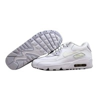 Nike Air Max 90 Leather White/White 833412-100