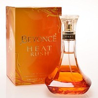 Officially Licensed Beyonce Heat Rush by Beyonce 3.3 / 3.4 oz edt Perfume Spray