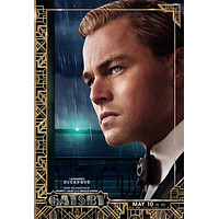 The Great Gatsby 3D 11x17 Movie Poster (2013)