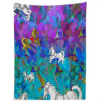 Aimee St Hill Merry Go Round Tapestry