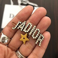 Christian Dior Woman Fashion Accessories Fine Jewelry Ring & Chain Necklace & Earrings-9