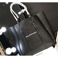 Balenciaga Small Everyday leather shopping bag handbag shoulder bag