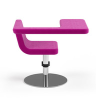 Clip by Materia | Hotdesking-temporary workspaces | Break-out-Privacy areas