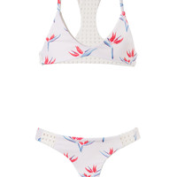 ACACIA SWIMWEAR - Jaws Honey Top | Children's Size